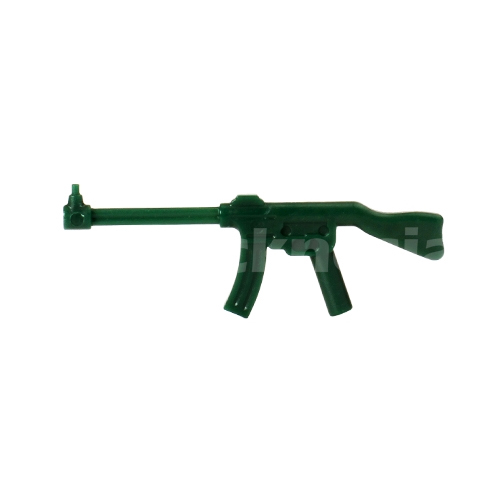 Military Rifle - Dark Green